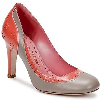 Chaussures Femme Escarpins Sarah Chofakian LAUTREC Argile Saumon