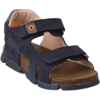 Chaussures Garçon Sandales sport Fétélacé Nu-pieds garçon - FéTéLACé - Bleu marine - 24 BLEU