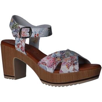 Chaussures Femme Sandales et Nu-pieds Valeria's 6234001 Blanco