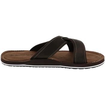 Chaussures Homme Sandales et Nu-pieds Treeker9 Jeffrey claquette havane h Marron