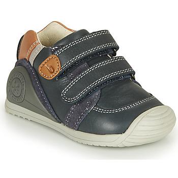 Chaussures Garçon Baskets basses Biomecanics BOTIN VELCROS