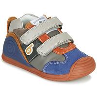 Chaussures Garçon Baskets basses Biomecanics ZAPATO SPORT VELCRO