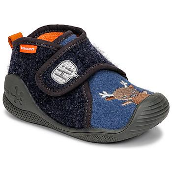 Schuhe Kinder Hausschuhe Biomecanics ZAPATILLA TWIN
