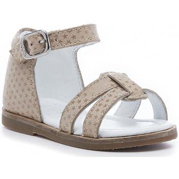 Chaussures Fille Sandales et Nu-pieds Mod'8 Anita BEIGE