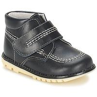 Chaussures Garçon Boots Citrouille et Compagnie MELIN Marine