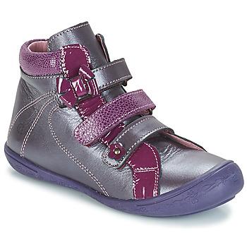 Scarpe Bambina Sneakers alte Citrouille et Compagnie FALIE Viola
