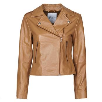 Vêtements Femme Vestes en cuir / synthétiques Betty London NROCK