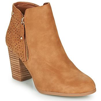 Schuhe Damen Low Boots Xti