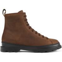 Chaussures Homme Bottes ville Camper Brutus K300245-009 Bottines Homme marron