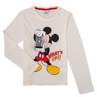 Vêtements Garçon T-shirts manches longues TEAM HEROES MICKEY