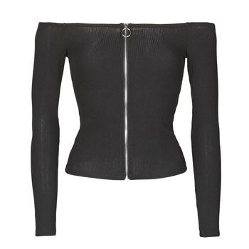 Vêtements Femme Tops / Blouses Moony Mood NOAM Noir