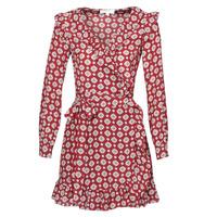 Vêtements Femme Robes courtes MICHAEL Michael Kors LUX PINDOT WRAP DRS