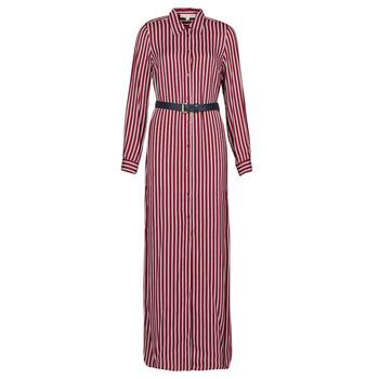 Abbigliamento Donna Abiti lunghi MICHAEL Michael Kors WARM PLAYFL SHIRT DR