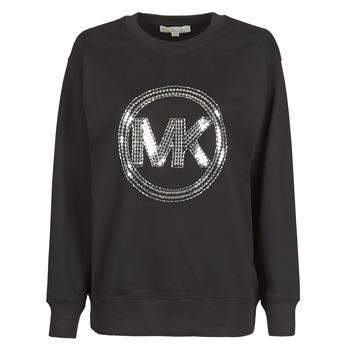 Kleidung Damen Sweatshirts MICHAEL Michael Kors MK CRCL CLSC SWTSHRT