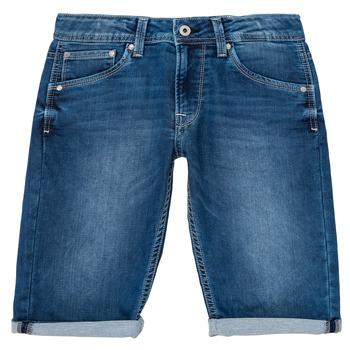 Kleidung Jungen Shorts / Bermudas Pepe jeans CASHED SHORT