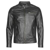 Kleidung Herren Lederjacken / Kunstlederjacken Selected SLHC01
