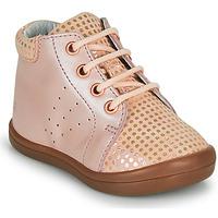 Scarpe Bambina Sneakers alte GBB NAHIA VTC ROSE-IMPR POIS DPF/TOODOU