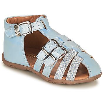 Schuhe Mädchen Sandalen / Sandaletten GBB RIVIERA Blau