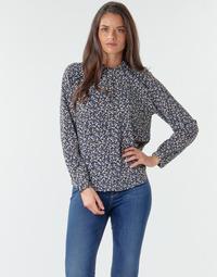 Kleidung Damen Tops / Blusen Only ONLNEW MALLORY Marineblau