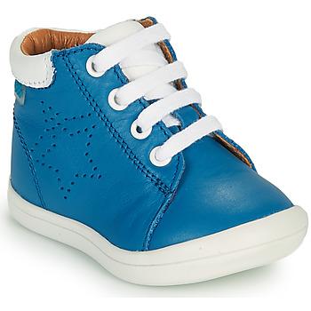 Scarpe Bambino Sneakers alte GBB BAMBOU VTE BLEU DPF/TOODOU