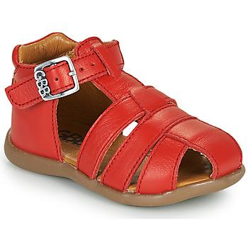 Chaussures Garçon Sandales et Nu-pieds GBB FARIGOU VTE ROUGE DPF/CRIC