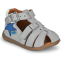 Chaussures Garçon Sandales et Nu-pieds GBB GARDOU VTE GRIS DPF/CRIC