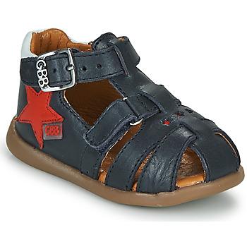Chaussures Garçon Sandales et Nu-pieds GBB GARDOU VTE MARINE DPF/CRIC