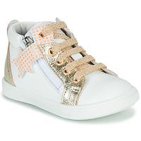 Schuhe Mädchen Sneaker High GBB VALA Weiß