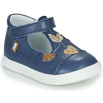 Chaussures Fille Ballerines / babies GBB EMILA VTC MARINE DPF/TRILLY