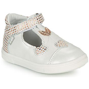 Schuhe Mädchen Ballerinas GBB EMILA Weiß