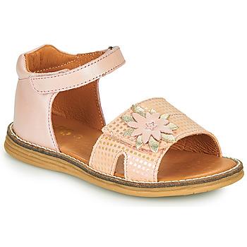 Chaussures Fille Sandales et Nu-pieds GBB SATIA VTC ROSE DPF/VIPERA