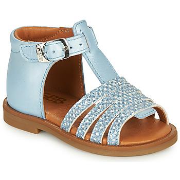 Schuhe Mädchen Sandalen / Sandaletten GBB ATECA Blau