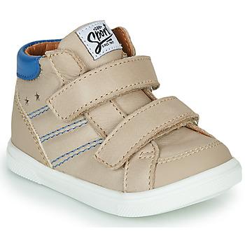 Chaussures Garçon Baskets montantes GBB MORISO