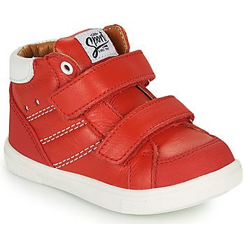 Schuhe Jungen Sneaker High GBB MORISO VTS ROUGE DPF/TRILLY