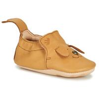 Schuhe Kinder Hausschuhe Easy Peasy BLUMOO CHIEN Kognac