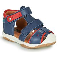 Chaussures Garçon Sandales et Nu-pieds GBB EUZAK VTE MARINE DPF2917