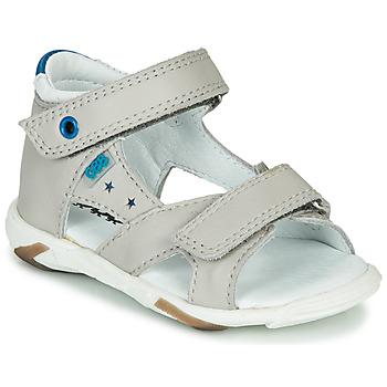 Chaussures Garçon Sandales et Nu-pieds GBB OBELO VTE GRIS DPF/PENNY