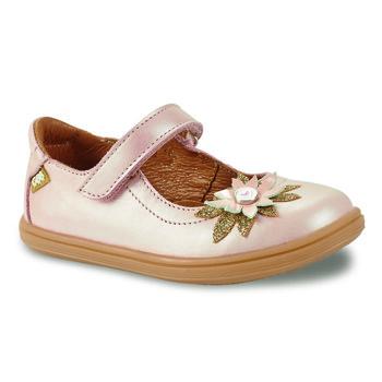 Chaussures Fille Ballerines / babies GBB FANETTA VTE ROSE DPF/CUBA