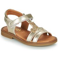 Schuhe Mädchen Sandalen / Sandaletten GBB MURIA Golden