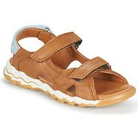 Schuhe Jungen Sandalen / Sandaletten GBB DIMOU Braun,