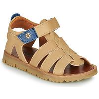 Chaussures Garçon Sandales et Nu-pieds GBB PATHE VTE BEIGE DPF/LISBONNA