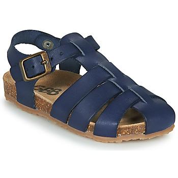 Chaussures Garçon Sandales et Nu-pieds GBB COQUI VTE MARINE DPF/SOUPLE