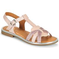 Chaussures Fille Sandales et Nu-pieds GBB EGEA VTE ROSE DPF/COLA