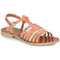 Schuhe Mädchen Sandalen / Sandaletten GBB BANGKOK Koralle
