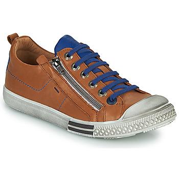 Scarpe Bambino Sneakers basse GBB STELLIO VTE CAMEL DPF/LUCKY