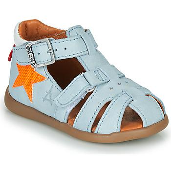Chaussures Garçon Sandales et Nu-pieds GBB MARIUS VTE CIEL DPF/CRIC