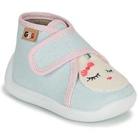 Scarpe Bambina Pantofole GBB APODIE TTX CIEL-LAPIN DTX/CHAUSSON