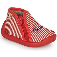 Scarpe Bambina Pantofole GBB APOLA TTX ROUGE-MARIN DTX/CHAUSSON