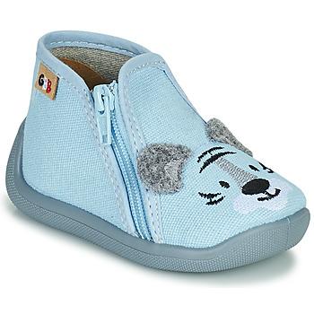 Scarpe Bambina Pantofole GBB APOMO TTX CIEL-TIGRE DTX/CHAUSSON