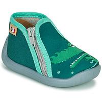 Scarpe Bambina Pantofole GBB APOMO TTX VERT-CROCODILE DTX/CHAUSSON